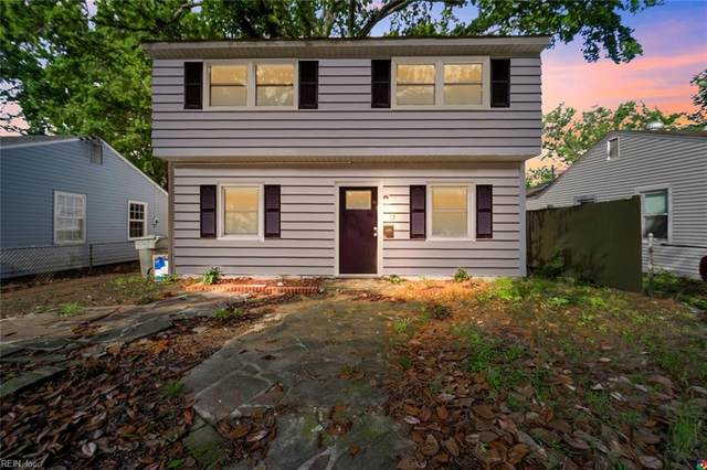 431 Ford Rd, Hampton, VA 23663 (#10326700) :: AMW Real Estate