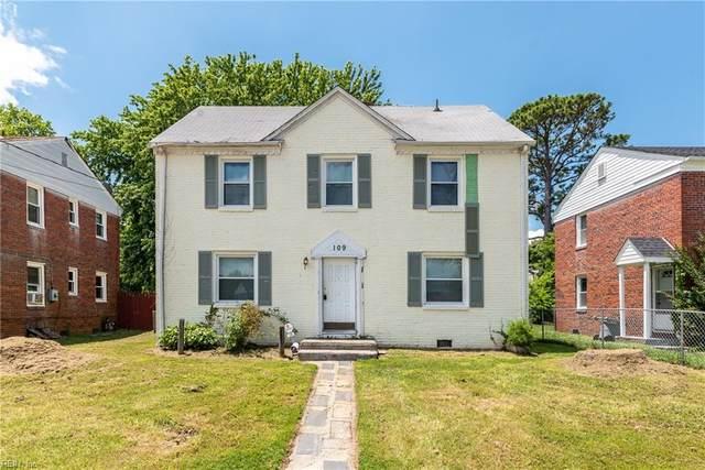 109 Barksdale Rd, Hampton, VA 23669 (#10326728) :: Kristie Weaver, REALTOR