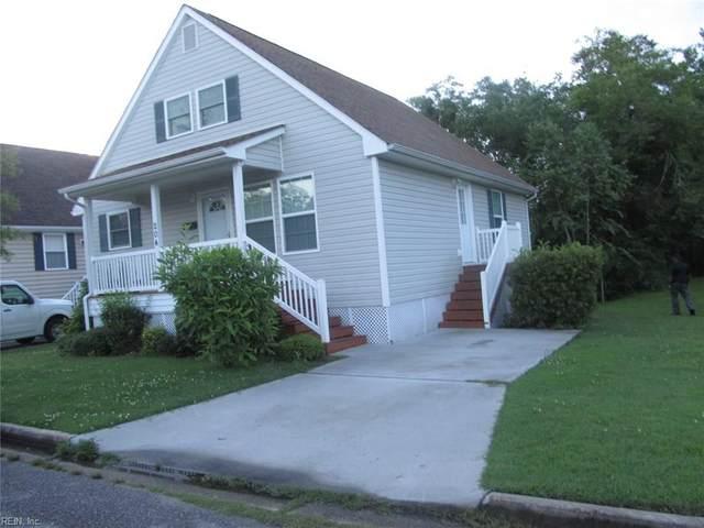 204 Allen Rd, Portsmouth, VA 23702 (#10326813) :: The Kris Weaver Real Estate Team