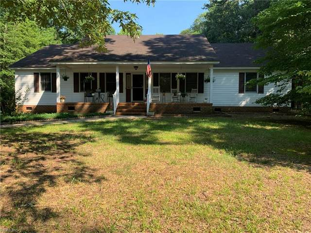 26243 Hanging Tree Rd, Southampton County, VA 23837 (#10326824) :: Kristie Weaver, REALTOR