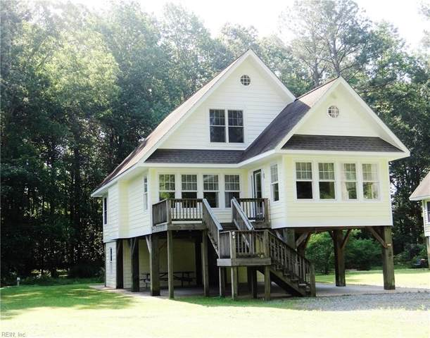 100 Little Cove Way, Mathews County, VA 23128 (#10326835) :: Abbitt Realty Co.