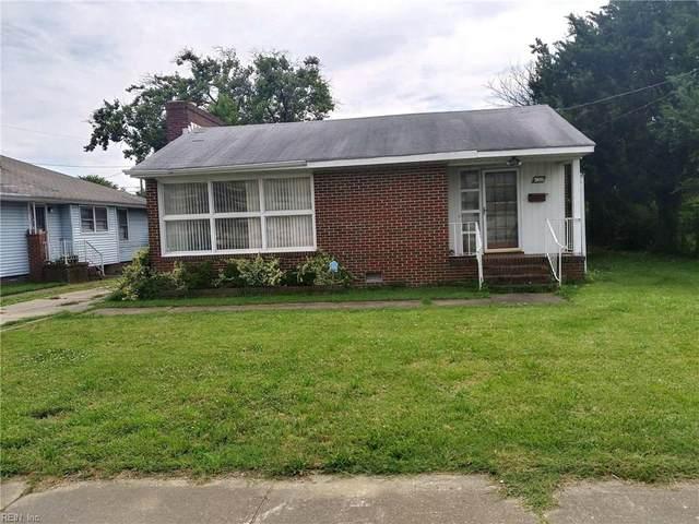 4305 Chestnut Ave, Newport News, VA 23607 (#10326870) :: Kristie Weaver, REALTOR