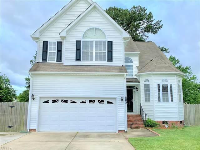 803 Westcove Ln, Chesapeake, VA 23320 (#10326885) :: The Kris Weaver Real Estate Team