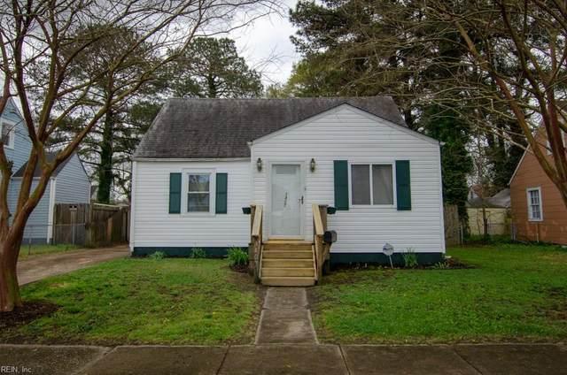 3407 Scott St, Portsmouth, VA 23707 (#10326898) :: Atlantic Sotheby's International Realty