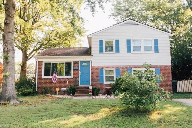 217 Clemwood Pw, Hampton, VA 23669 (#10326906) :: Encompass Real Estate Solutions