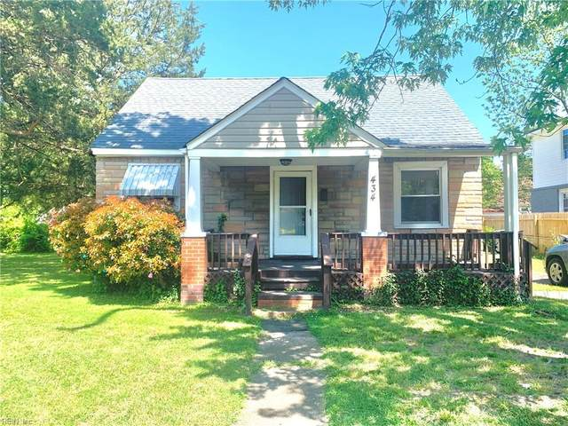 434 Glendale Rd, Hampton, VA 23661 (#10326921) :: Atkinson Realty