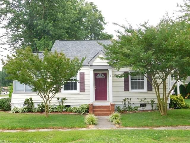 2 Logan Ct, Hampton, VA 23669 (#10326923) :: Encompass Real Estate Solutions