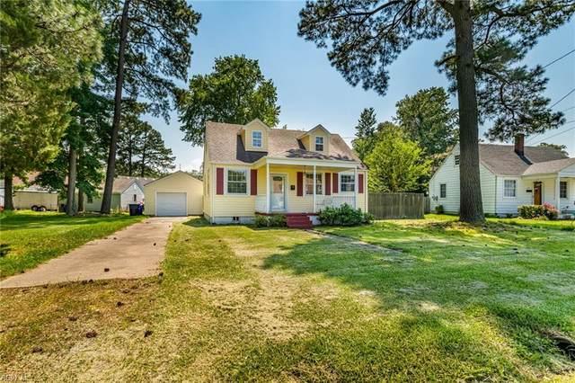 213 Tareyton Ln, Portsmouth, VA 23701 (#10326975) :: Rocket Real Estate