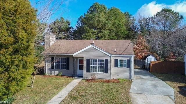 838 Downing St, Hampton, VA 23661 (#10326990) :: Tom Milan Team