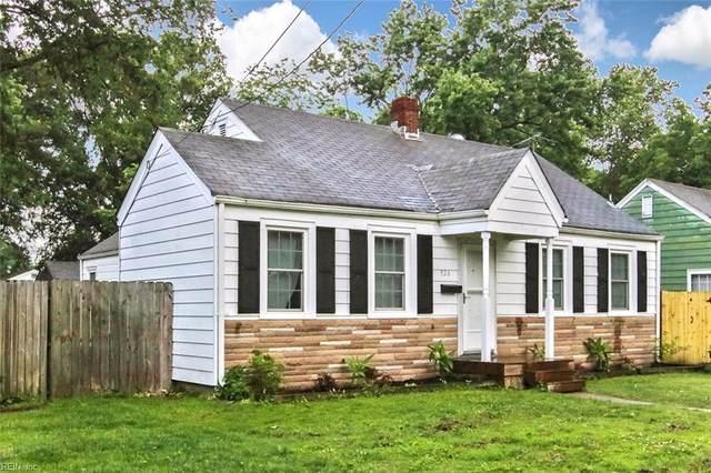 926 Decatur St, Chesapeake, VA 23324 (#10326999) :: Atkinson Realty