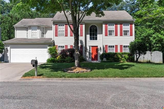 301 Tallyho Dr, York County, VA 23693 (#10327035) :: Rocket Real Estate