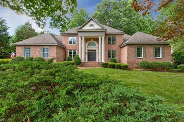 156 Fords Colony Dr, James City County, VA 23188 (#10327054) :: Upscale Avenues Realty Group