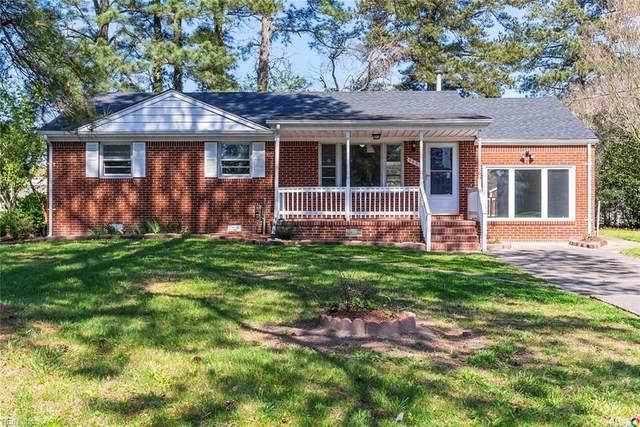 500 Trent Ave, Chesapeake, VA 23323 (#10327124) :: Rocket Real Estate