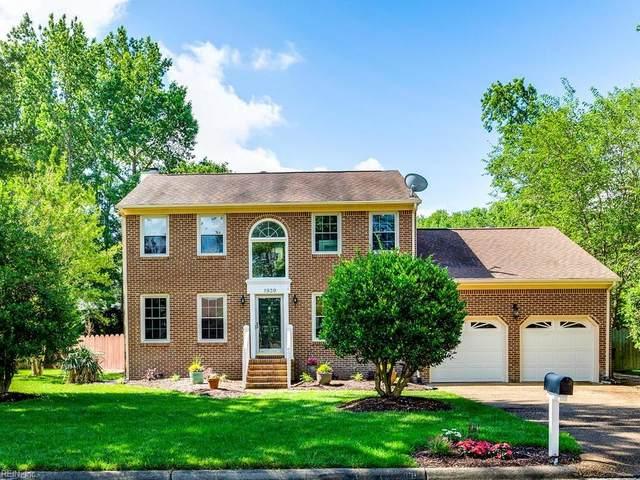 1939 Mill Pond Dr, Chesapeake, VA 23320 (#10327155) :: AMW Real Estate