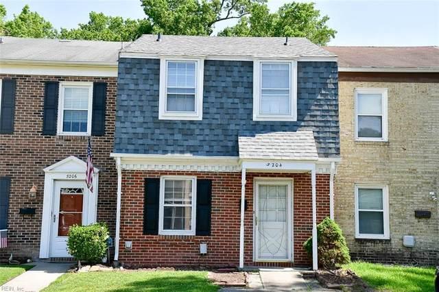 5204 Clover Hill Dr, Portsmouth, VA 23703 (#10327181) :: Community Partner Group