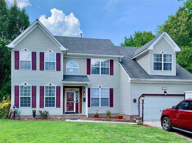 3670 Mardean Dr, Chesapeake, VA 23321 (#10327213) :: Rocket Real Estate