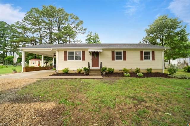 23062 Meadow St, Southampton County, VA 23829 (#10327223) :: AMW Real Estate