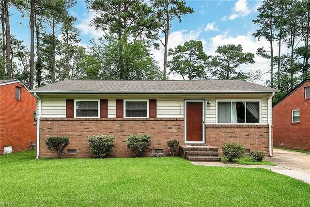 6412 Cabot Ave, Norfolk, VA 23502 (#10327308) :: Rocket Real Estate
