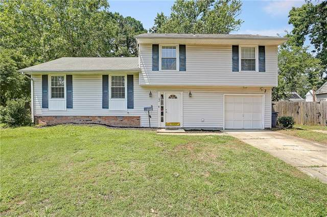 3 Toledo Ct, Hampton, VA 23666 (#10327350) :: Avalon Real Estate