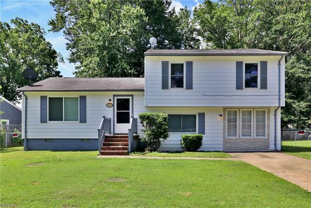 3787 Towne Point Rd, Portsmouth, VA 23703 (#10327376) :: Kristie Weaver, REALTOR