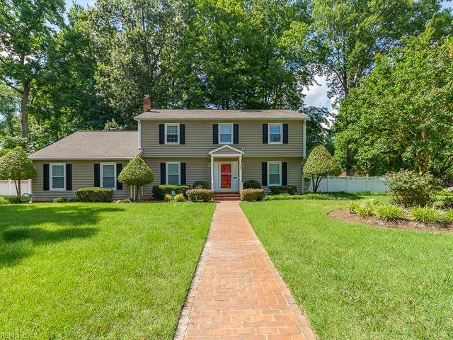 207 Wendwood Dr, Newport News, VA 23602 (#10327388) :: Rocket Real Estate