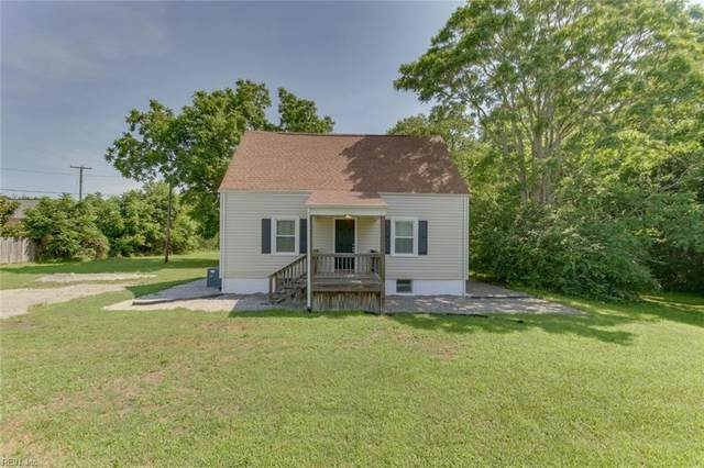 4791 Old Stage Hwy, Isle of Wight County, VA 23430 (#10327430) :: The Kris Weaver Real Estate Team