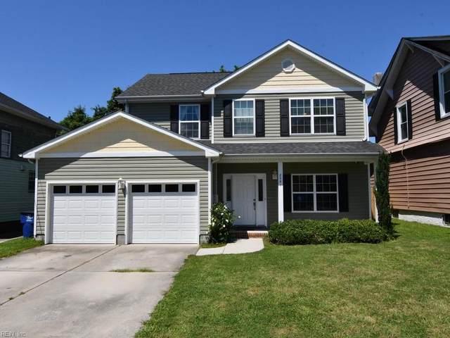 2541 Vincent Ave, Norfolk, VA 23509 (#10327432) :: RE/MAX Central Realty