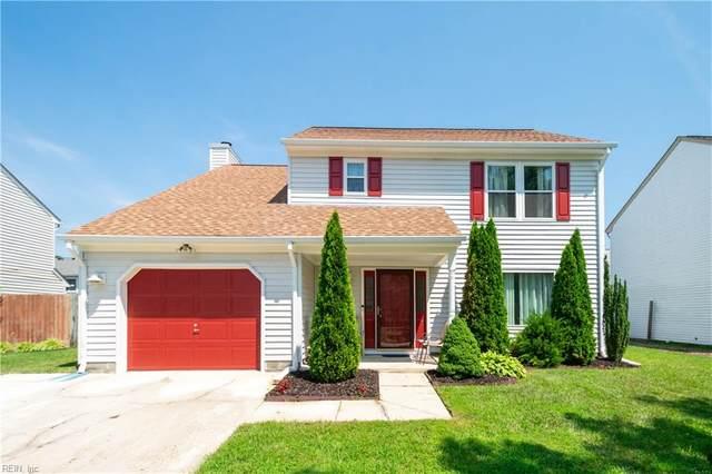 1105 Northvale Dr, Virginia Beach, VA 23464 (#10327455) :: The Kris Weaver Real Estate Team