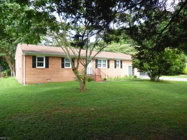 202 Faulkner Rd, York County, VA 23692 (#10327484) :: Atkinson Realty
