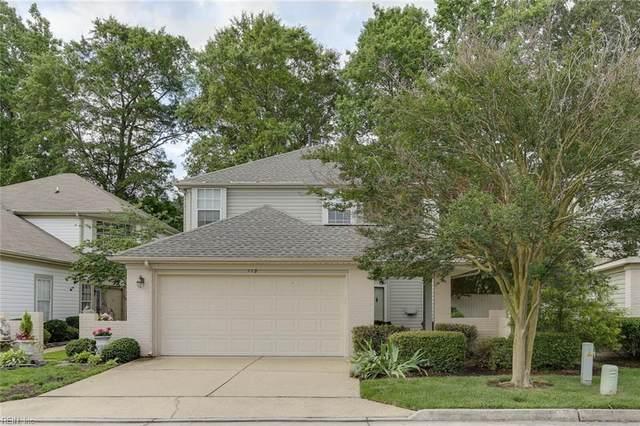 112 Sarazen Ct, Newport News, VA 23602 (#10327499) :: Rocket Real Estate