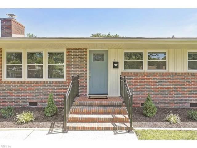 17 Shore Park Dr, Newport News, VA 23602 (#10327558) :: The Kris Weaver Real Estate Team