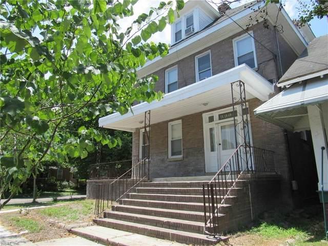 3901 Newport Ave, Norfolk, VA 23508 (#10327590) :: Rocket Real Estate