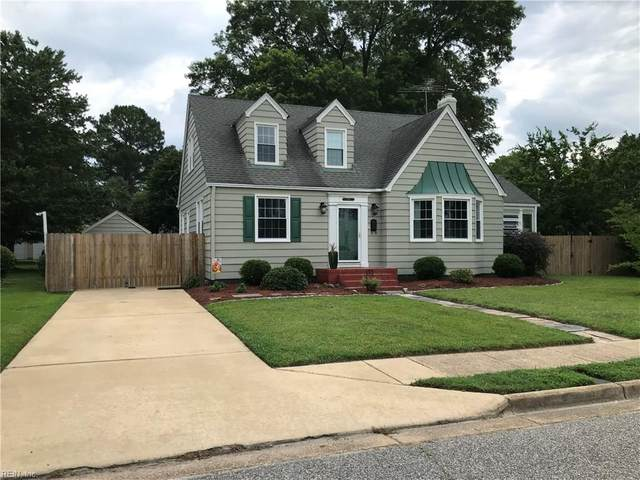 508 Patrick St, Portsmouth, VA 23707 (#10327634) :: Berkshire Hathaway HomeServices Towne Realty