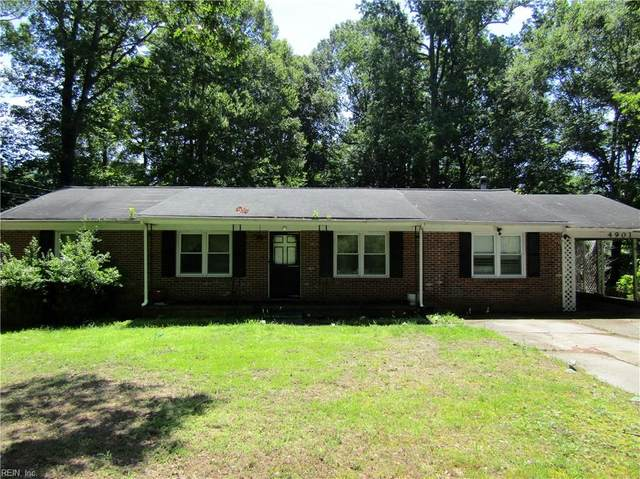 4901 Hickory Signpost Rd, James City County, VA 23185 (#10327659) :: Kristie Weaver, REALTOR