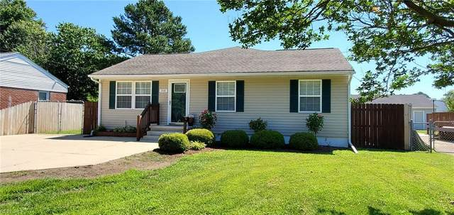 306 Lynnhaven Dr, Hampton, VA 23666 (#10327714) :: The Kris Weaver Real Estate Team