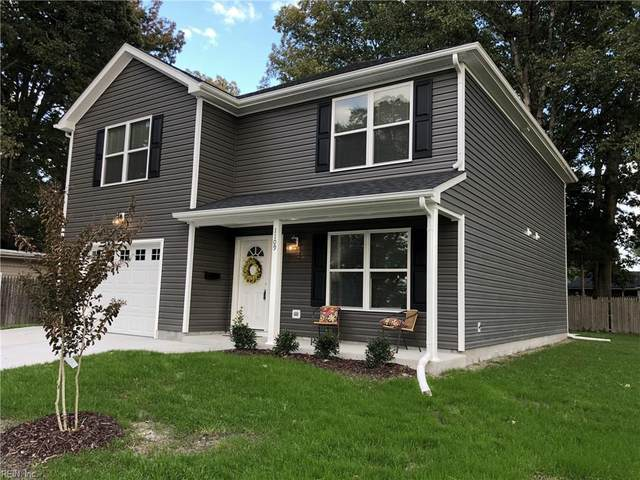 1215 Cleona Dr, Chesapeake, VA 23324 (#10327750) :: AMW Real Estate