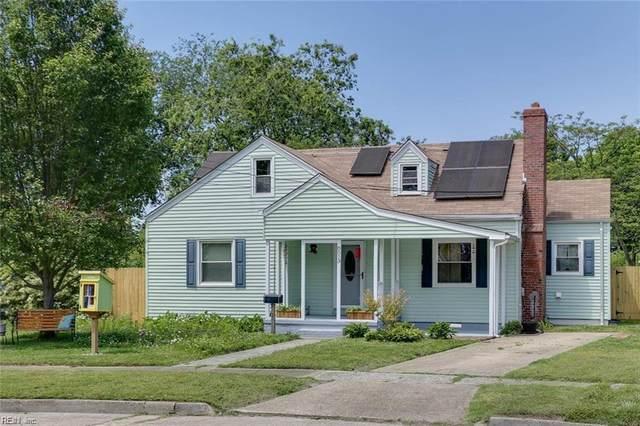 8513 Chapin St, Norfolk, VA 23503 (#10327781) :: Berkshire Hathaway HomeServices Towne Realty