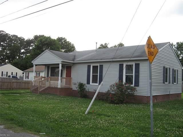 4300 Bart St, Portsmouth, VA 23707 (#10327813) :: Kristie Weaver, REALTOR