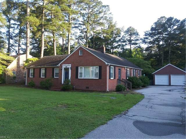 22436 Linden St, Southampton County, VA 23837 (#10327817) :: Rocket Real Estate