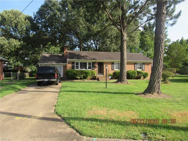 646 Spencer Cir, Newport News, VA 23605 (#10327818) :: AMW Real Estate