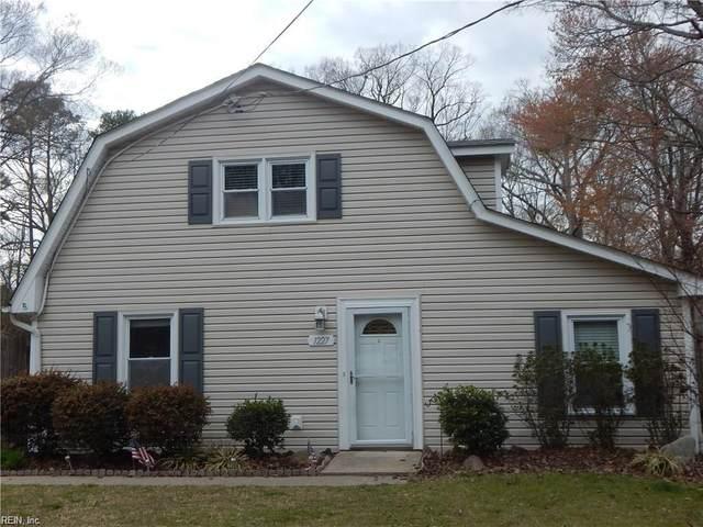 1227 Cloverleaf St, Norfolk, VA 23502 (#10327826) :: AMW Real Estate