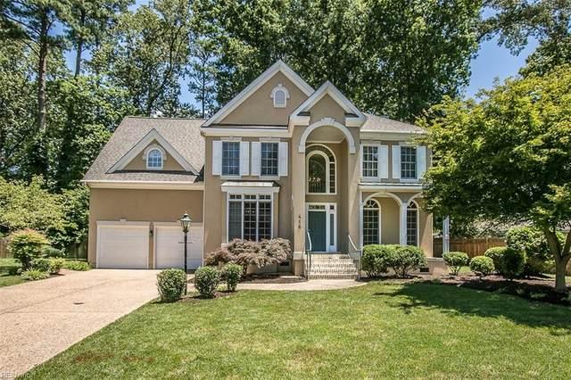 416 Ashway Cv, Newport News, VA 23606 (#10327844) :: Abbitt Realty Co.