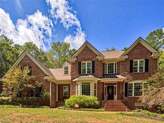 9115 Whispering Dr, James City County, VA 23188 (#10327873) :: The Kris Weaver Real Estate Team