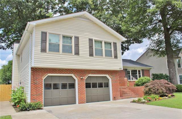 122 Dunn Cir, Hampton, VA 23666 (#10327879) :: Berkshire Hathaway HomeServices Towne Realty