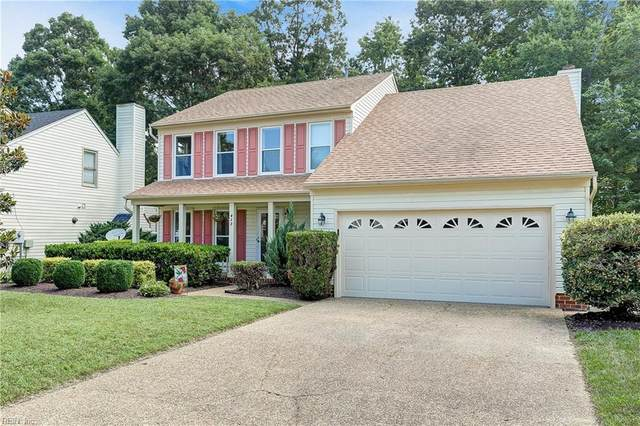 412 Belton Pl, Newport News, VA 23608 (#10327900) :: AMW Real Estate
