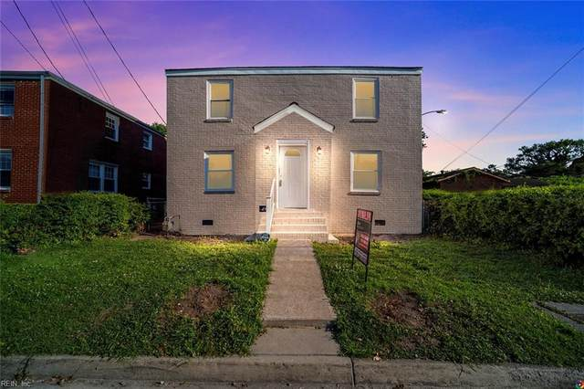1325 Jefferson St, Portsmouth, VA 23704 (#10327925) :: Berkshire Hathaway HomeServices Towne Realty