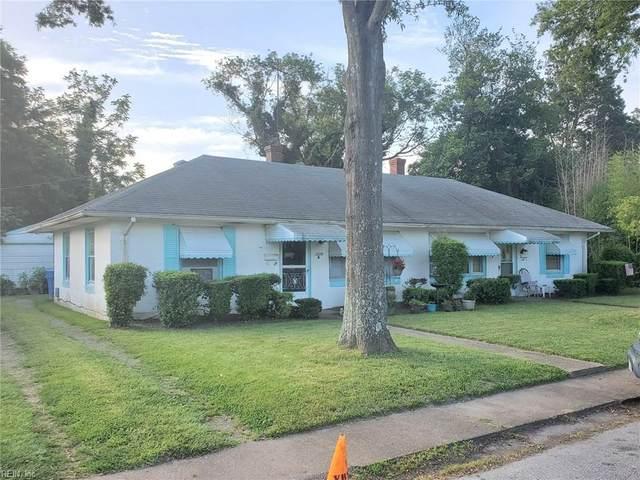 2416 Seaview Ave, Virginia Beach, VA 23455 (#10328005) :: The Kris Weaver Real Estate Team