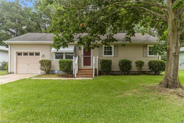 2811 Bending Oak Dr, Hampton, VA 23666 (#10328015) :: The Kris Weaver Real Estate Team