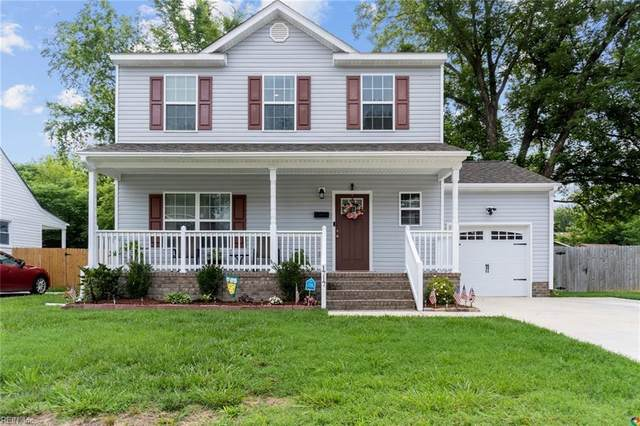 1717 Maple Ave, Portsmouth, VA 23704 (#10328038) :: Kristie Weaver, REALTOR