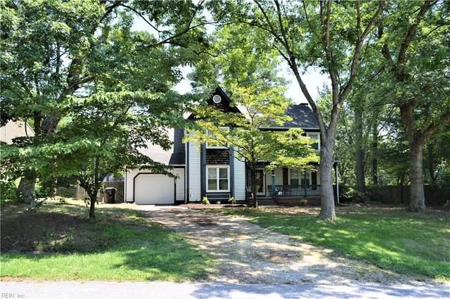 100 Bailey Dr, York County, VA 23692 (#10328041) :: The Kris Weaver Real Estate Team